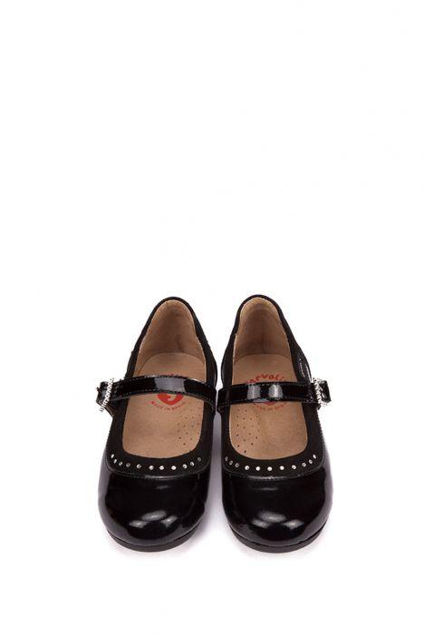 141400 Garvalin Okul Ayakkabısı 24-30 Siyah / Cha. Negro