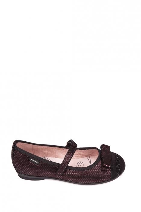 141601 Garvalin Okul Ayakkabısı 24-30 BURDEOS