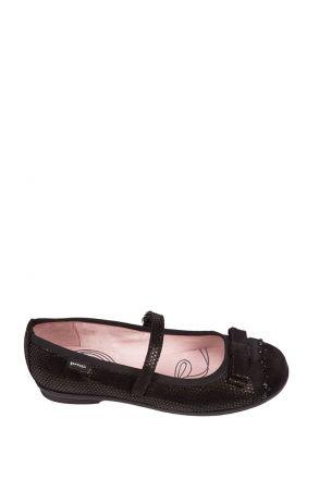 141601 Garvalin Okul Ayakkabısı 31-35 Siyah / Negro