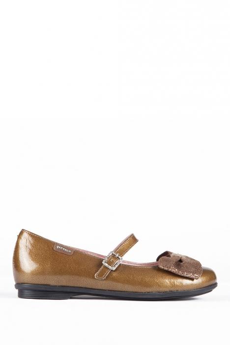 141602 Garvalin Okul Ayakkabısı 24-30 CHA.TAUPE
