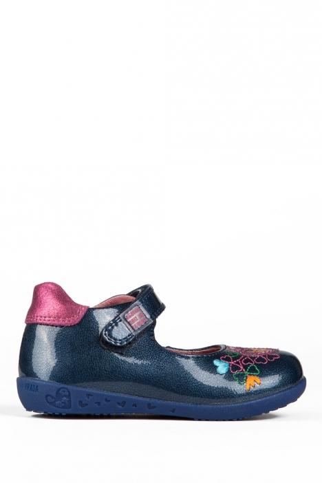 141904 Garvalin İlk Adım Çocuk Ayakkabısı 19-24 CHA.AZUL - RUGAN MAVİ TONU