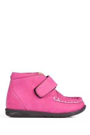141 Kalite Çocuk Ayakkabı 25-30 Fuşya / Fuxia