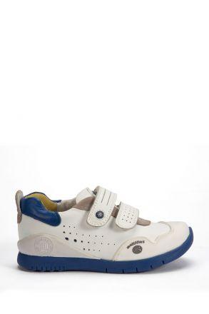 142182 Garvalin Çocuk Ayakkabı 25-32 Lacivert / Azul