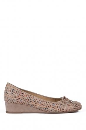 14314 Ara Kadın Dolgu Topuk Ayakkabı 36-41