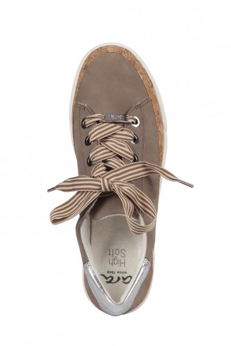 14404 Ara Kadın Ayakkabı 3,5-8 NUBUK, KOR/PRE, TAUPE,NATUR,SILBER - 05NTS