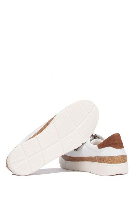 14404 Ara Kadın Ayakkabı 3,5-8 WEISS, NATUR/NUSS - 09WNN