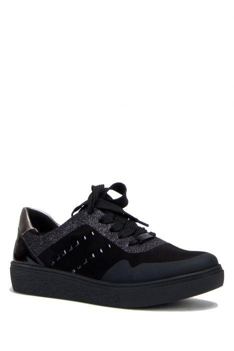 14516 Ara Kadın Spor Ayakkabı 3.5-8.5 PRM, SCHWARZ,TITAN - 05PST