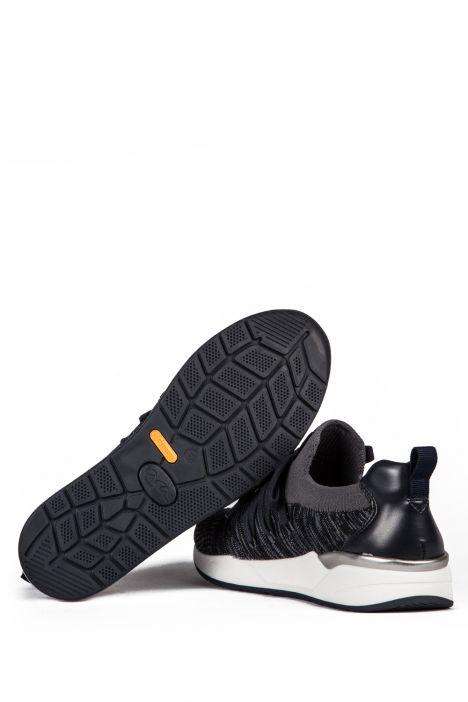 14685 Ara Kadın Ayakkabı 3,5-8 VVNSTRECH, PREMIERE, BLAU,MULTI,BLAU - 05VB