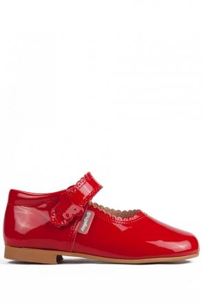 1501 Kifidis Angel Hakiki Deri Çocuk Ayakkabı 23-27