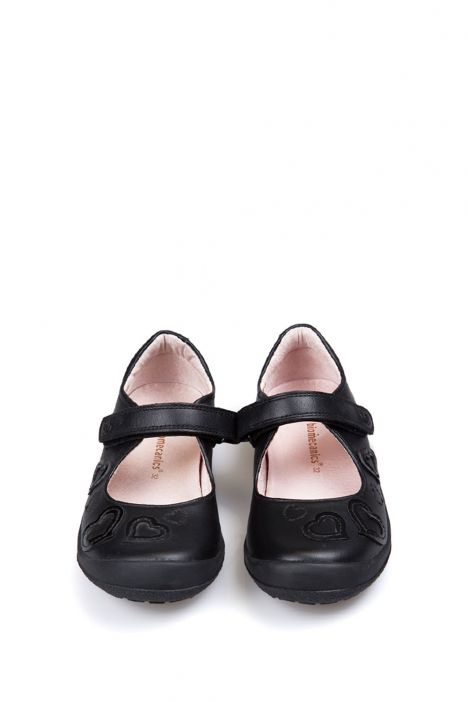 151110 Garvalin Okul Ayakkabısı 31-38 Siyah / Negro