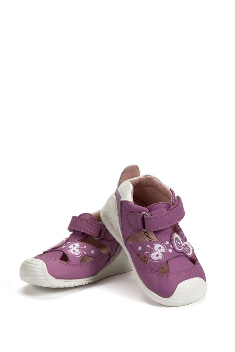 152132 Garvalin Çocuk Ayakkabı 21-24 MORADO