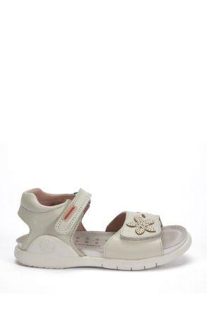 152163 Garvalin Çocuk Sandalet 25-30 Beyaz / Bianco