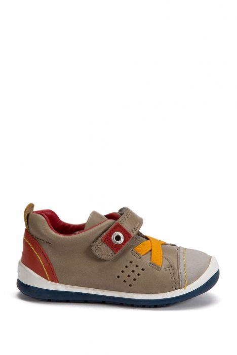 152328 Garvalin Çocuk Ayakkabı 21-24 CENIZA
