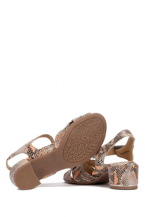 15940 Ara Kadın Topuklu Deri Ayakkabı 3.0-7.0 CORALLO - 06CRL