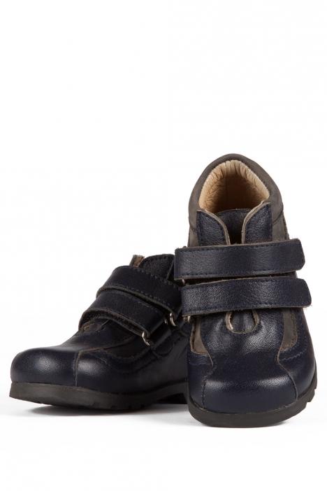 16 Kalite İlk Adım Çocuk Ayakkabısı 19-24 Lacivert / Navy