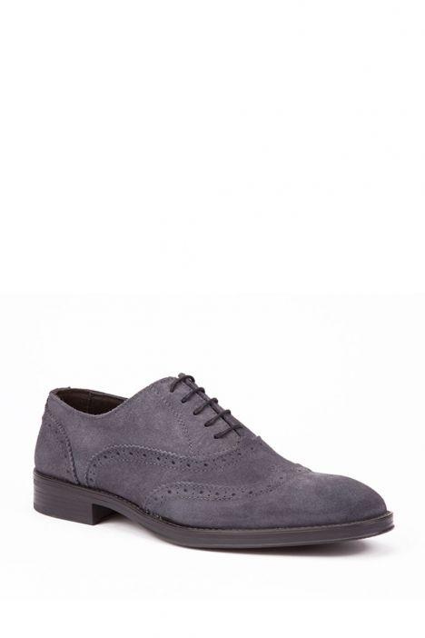 1702 Carattere Erkek Ayakkabı 39-46 GRIGIO-GRİ TONU
