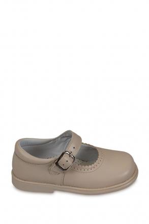 17400 Chiquitin İlk Adım Çocuk Ayakkabısı 21-26 Bej / Beige