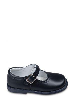 17400 Chiquitin İlk Adım Çocuk Ayakkabısı 21-26 Lacivert / Azul