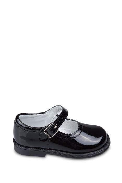 17400 Chiquitin İlk Adım Çocuk Ayakkabısı  21-26 Siyah / Negro