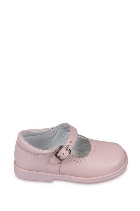 17400 Chiquitin İlk Adım Çocuk Ayakkabısı 21-26 Pembe / Rosa
