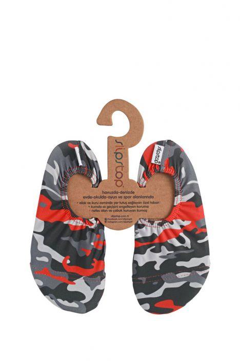18120180 SlipStop Desert Junior Kaydırmaz Deniz ve Havuz Ayakkabısı STD