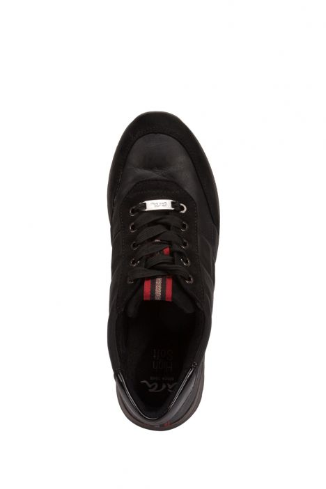 18401 Ara Kadın Deri Spor Ayakkabı 3.5-7.0 SAMTCHE,DAY/CRU,BLACK