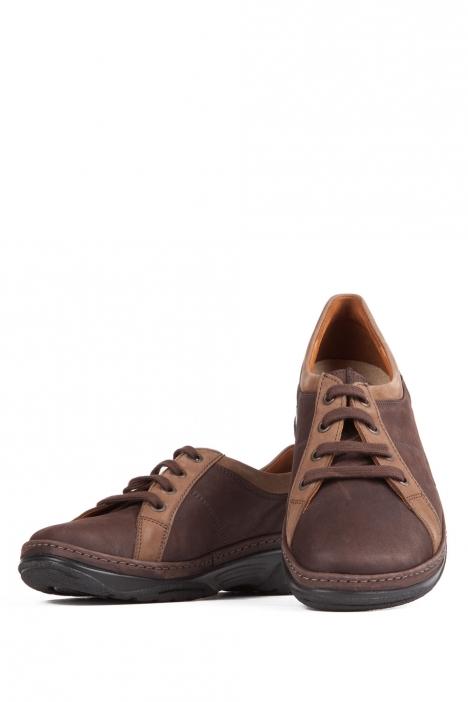1910 Berkemann Kadın Ayakkabı 3-8,5 Braun/tabak-Nubuk - B-412