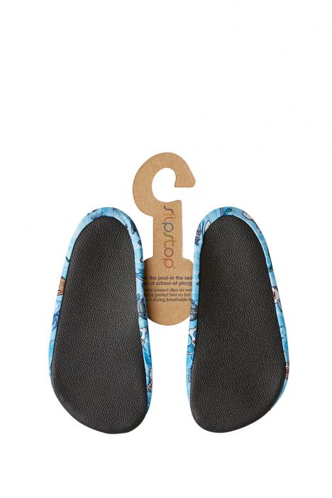 19120190 SlipStop Punk Kaydırmaz Deniz ve Havuz Ayakkabısı STD