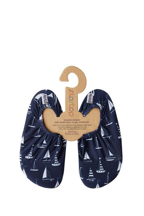 19120202 SlipStop Yacht Junior Kaydırmaz Deniz ve Havuz Ayakkabısı STD
