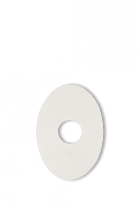 200 Silikon Jel Oval Nasır Yastığı STD