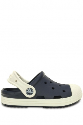 202282 Crocs Kids Crocs Bump It Clog Çocuk Sandalet 23-34 Lacivert / Navy Blue