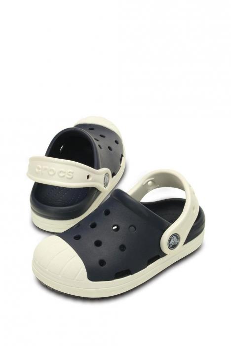 202282 Crocs Kids Crocs Bump It Clog Çocuk Sandalet 23-34 Lacivert / Navy Blue