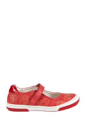 2026D4 Kifidis Melania Hakiki Deri Çocuk Ayakkabı 24-32