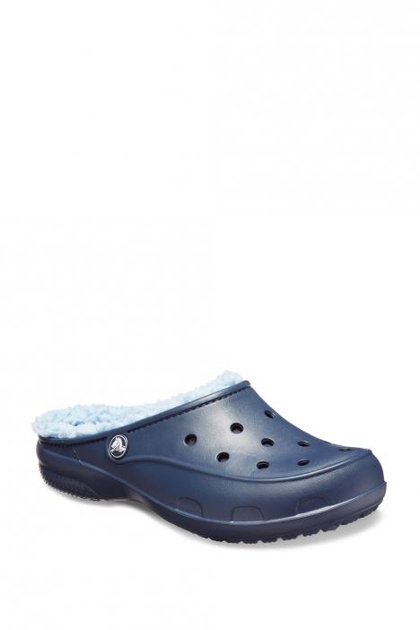 203570 Crocs Freesail Kadın Terlik 36 - 39 Navy/Chambray Blue
