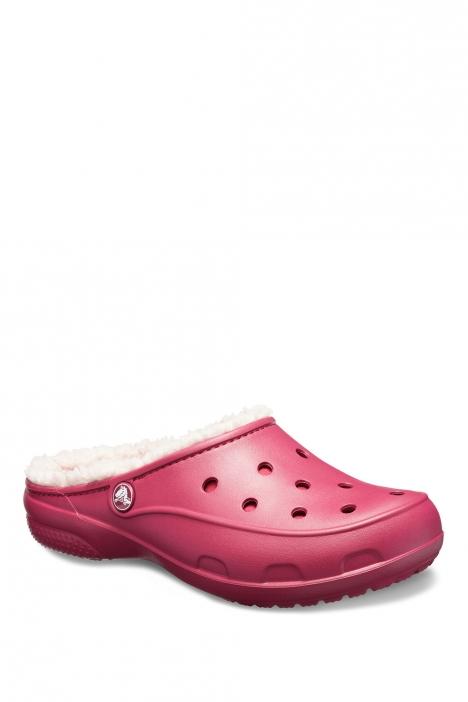 203570 Crocs Freesail Kadın Terlik 36 - 39 Pomegranate/Rose Dust