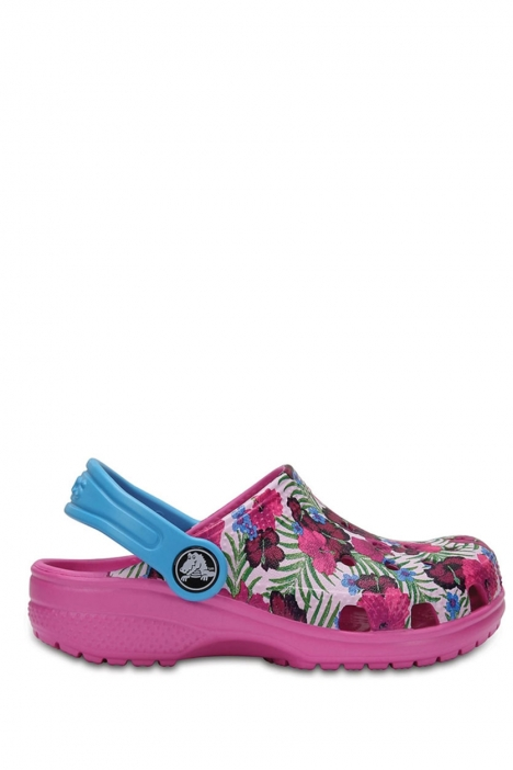 204118 Crocs Çocuk Sandalet 19-34 MULTI PINK