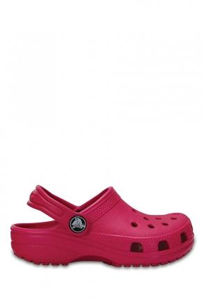 204536 Crocs Classic Clog Çocuk Sandalet 19-34 CANDY PINK