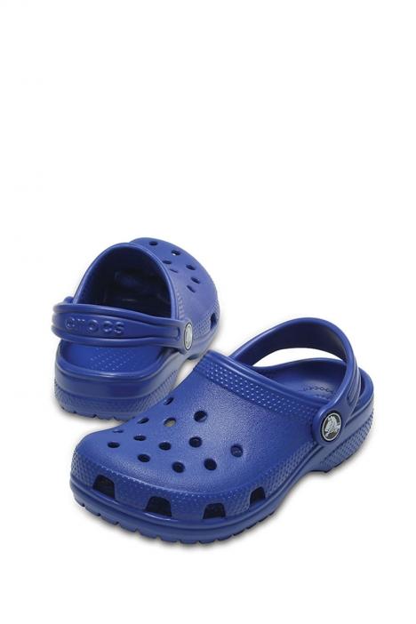 204536 Crocs Classic Clog Çocuk Sandalet 19-34 BLUE JEAN