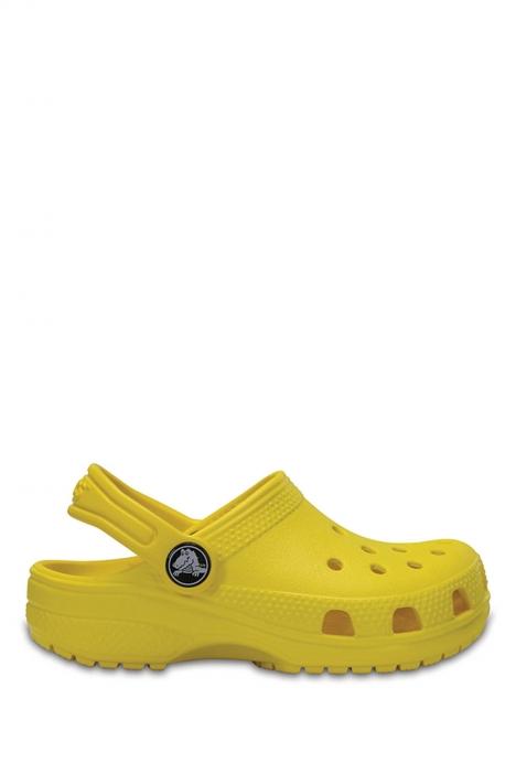 204536 Crocs Classic Clog Çocuk Sandalet 19-34 LEMON