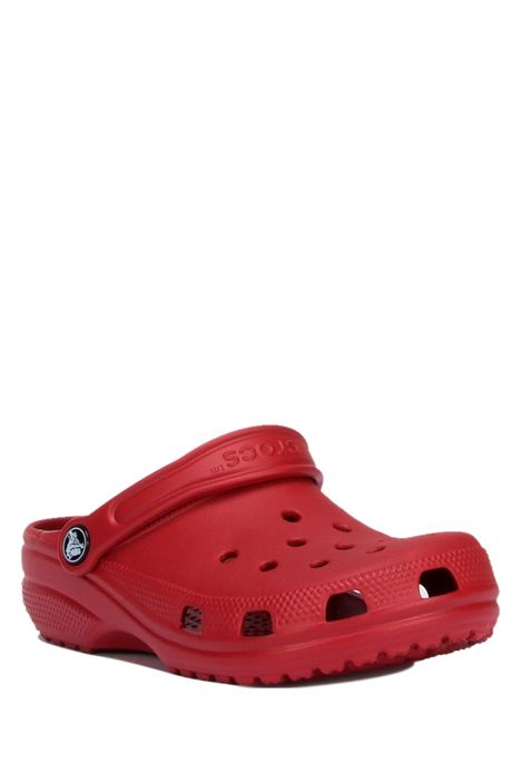 204536 Crocs Çocuk Sandalet 19-34 Kırmızı / Pepper
