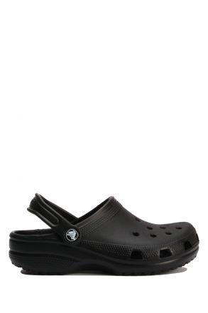 204536 Crocs Classic Clog Çocuk Sandalet 19-34 Siyah / Black