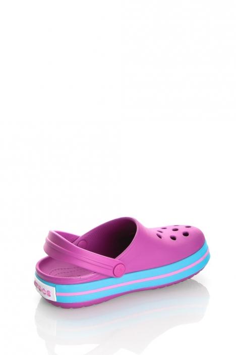 204537 Crocs Crocband Çocuk Sandalet 23-34 VIOLET