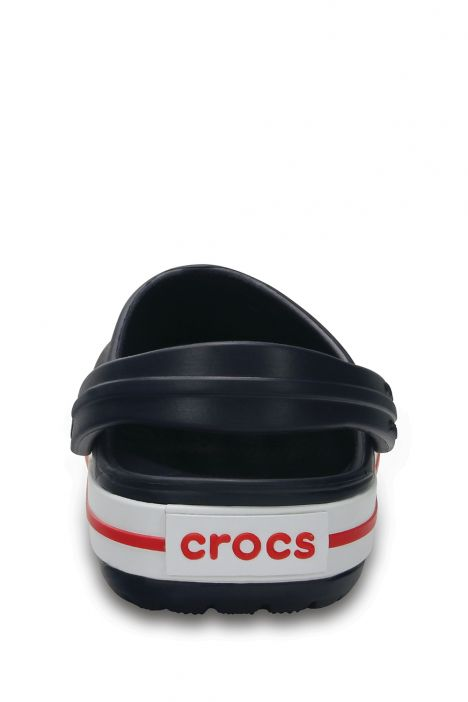 204537 Crocs Crocband Çocuk Sandalet 23-34 NAVY BLUE / RED