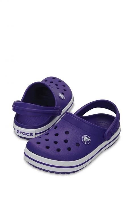 204537 Crocs Crocband Çocuk Sandalet 23-34 ULTRA VIOLET
