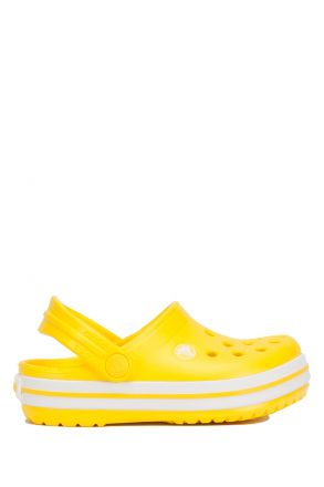 204537 Crocs Crocband Çocuk Sandalet 23-34 LEMON