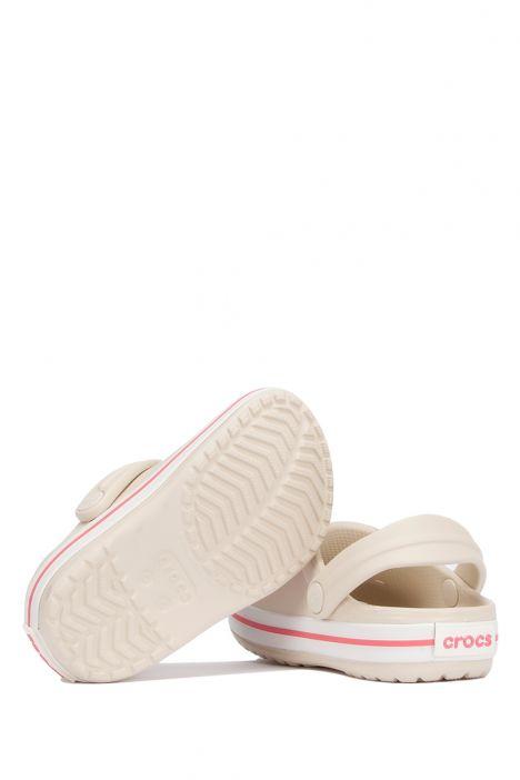 204537 Crocs Crocband Çocuk Sandalet 23-34 Stucco/Melon