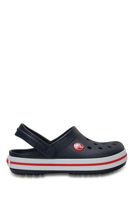 204537 Crocs Crocband Çocuk Sandalet 23-34 NAVY BLUE / RED - Lacivert Kırmızı