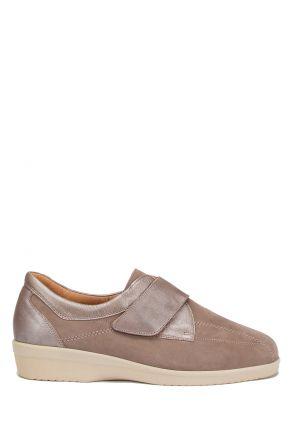 204708 Ganter Kadın Nubuk Ayakkabı 2,5-8