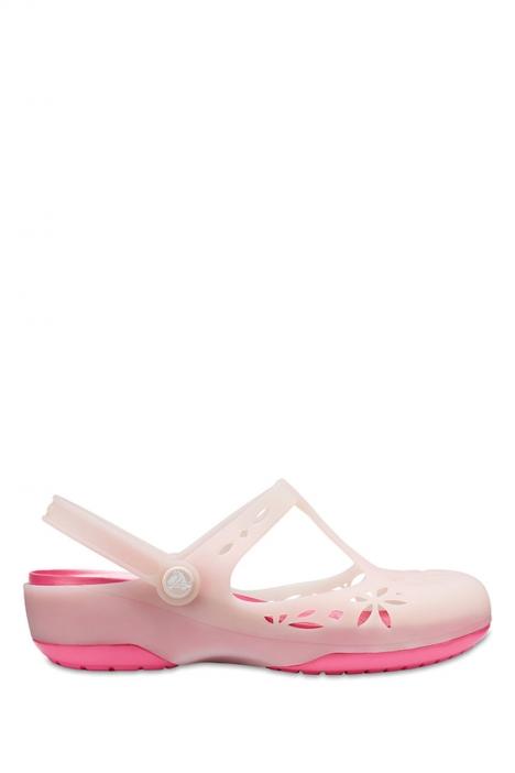 204939 Crocs Kadın Sandalet 36-39 Rose Dust / Paradise Pink
