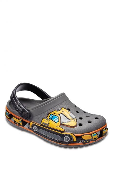 204983 Crocs Çocuk Sandalet 22-30 Slate Grey